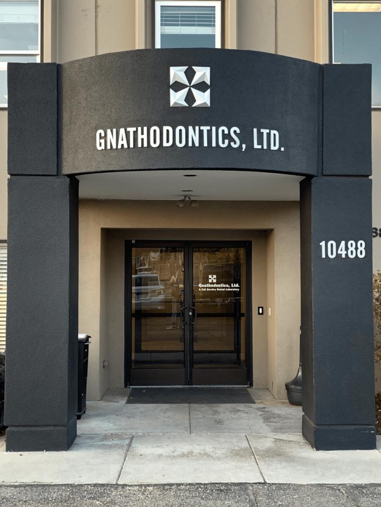 Gnathodontics Front Door